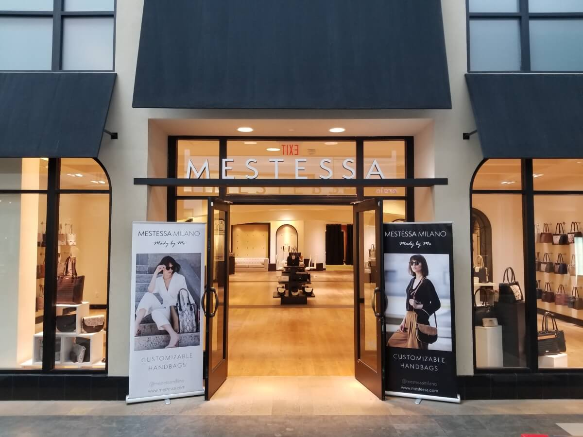 The First Mestessa Store